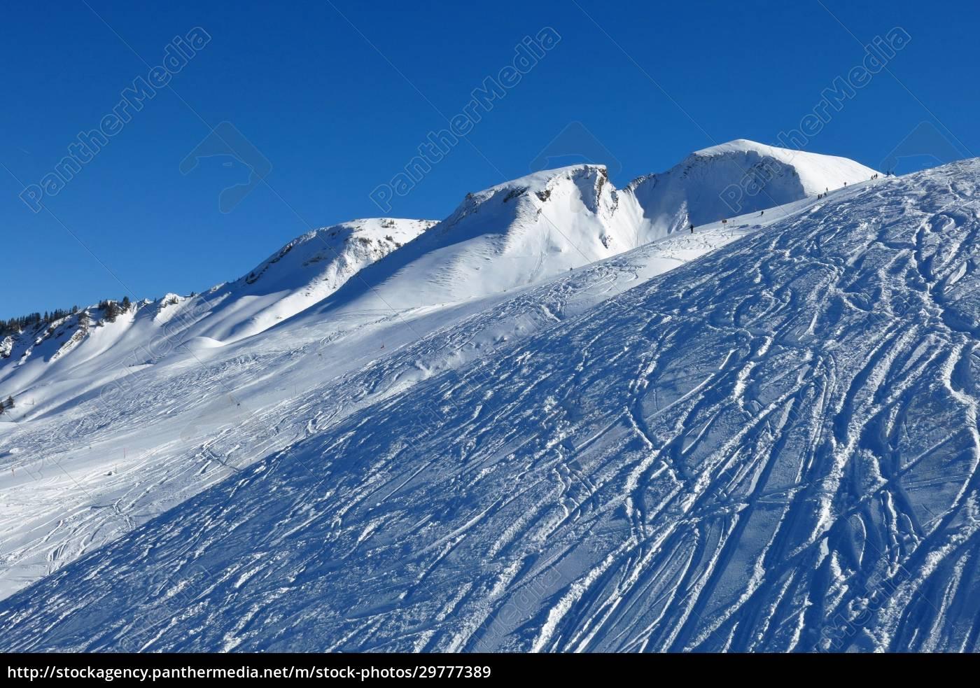 winter, landscape, in, stoos, , ski, area - 29777389