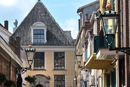 old town of kampen