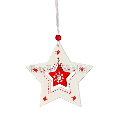 decoration for christmas isolated on a