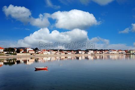 nice fishing village