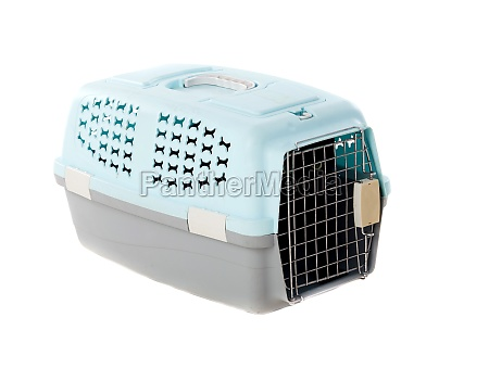 pet carrier for travel or move
