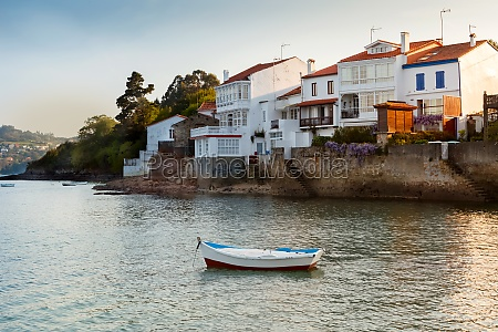 redes fishing village of spain attached