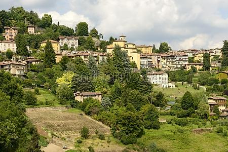 borgo canale view bergamo