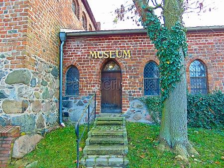 public museum in the prenzlauer voror
