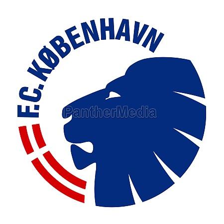 logo of fc copenhagen danmark