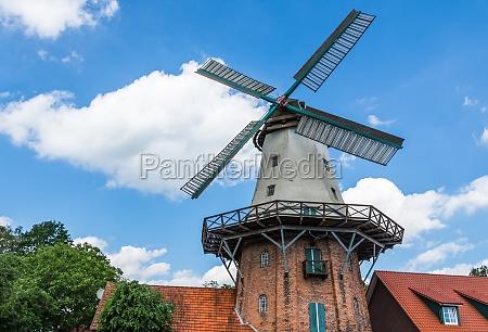 windmill in querenstede bad zwischenahn ammerland