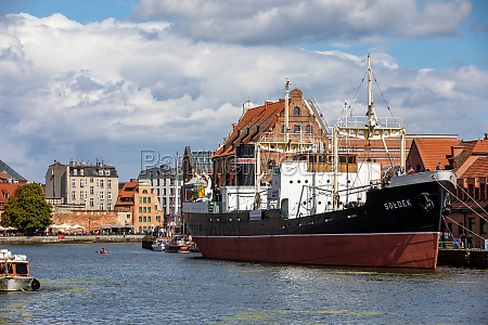 soldek the first ship built in