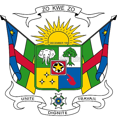 coat of arms of the central