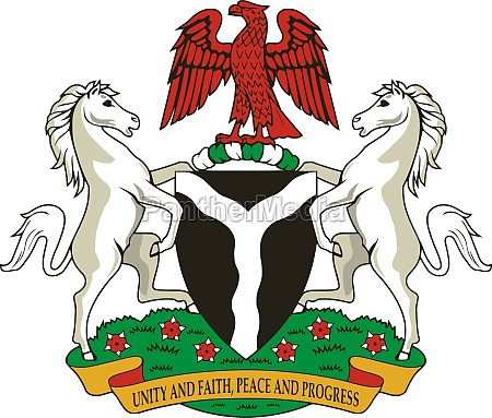 coat of arms of nigeria