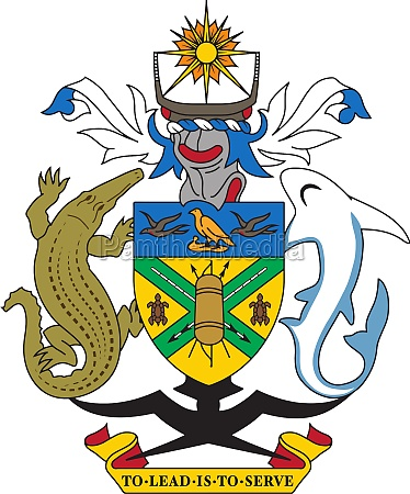 coat of arms of the solomon