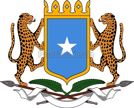 coat of arms of the somali