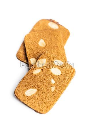 sweet almond cookies