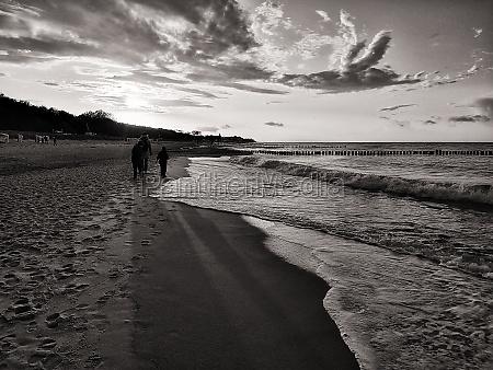balitc sea coast