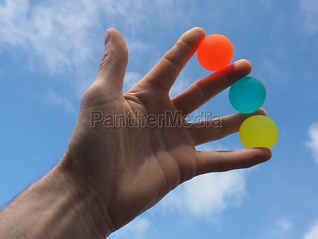 hand balls male