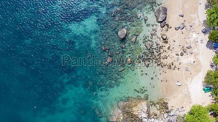 ao sane beach in phuket thailand