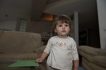adorable cute beautiful little baby girl