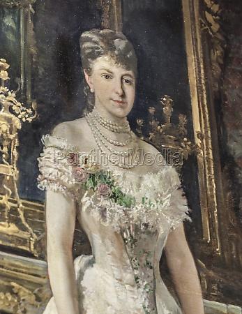 maria christina of austria second queen