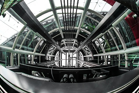 elevator of structure