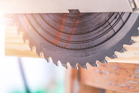 woodwork at a carpenter close up