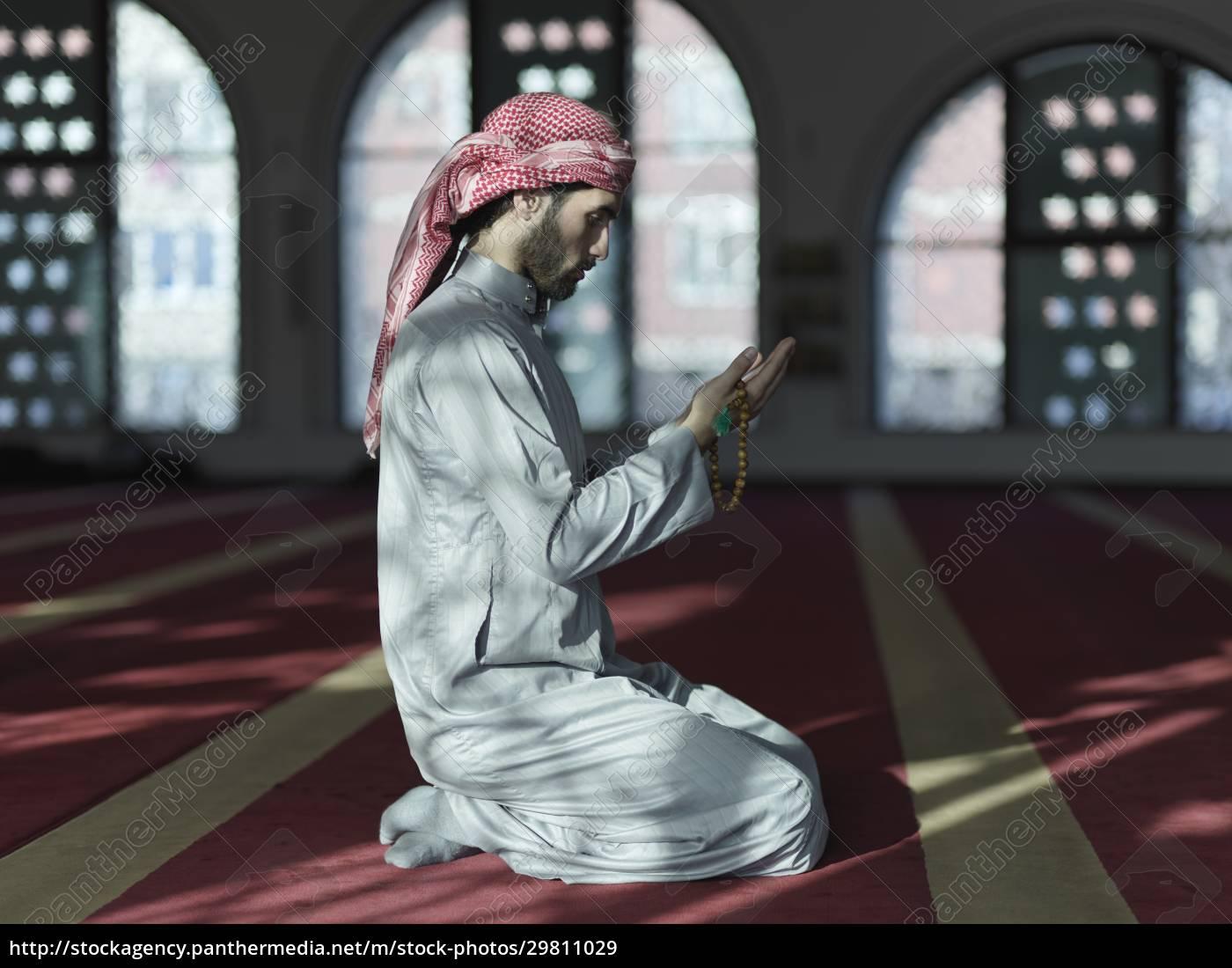 muslim, prayer, inside, the, mosque - 29811029