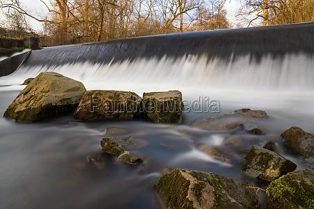 sulz creek close to lindlar bergisches
