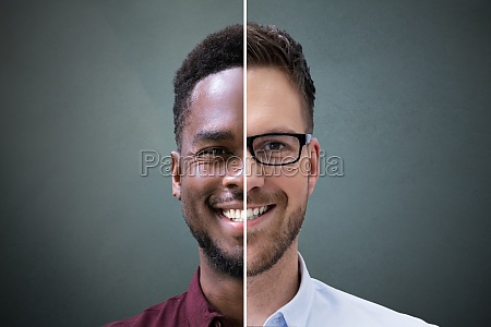 african ethnicity equality male face