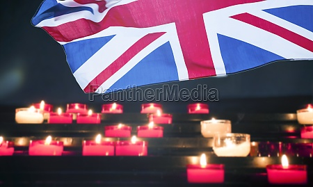 mourning and sorrow in uk
