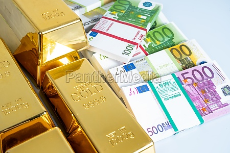 money and gold gold bullions financial