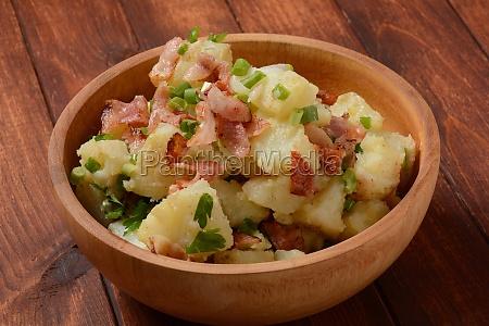 kartoffelsalat traditional german potato salad
