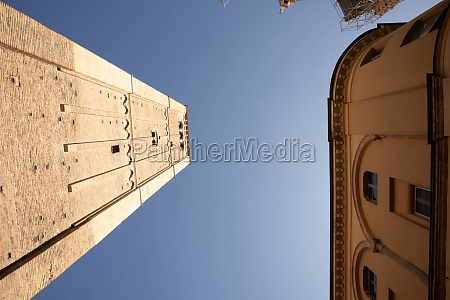 perspective of cathedrale santa maria assunta