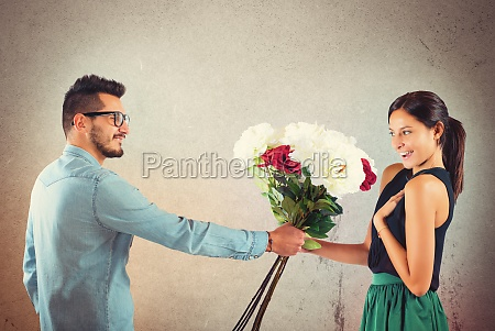 girlfriend and boyfriend