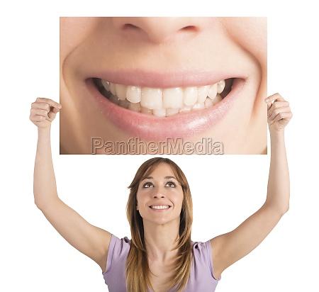 smile billboard