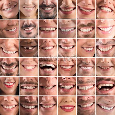 happy collage
