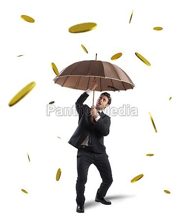win money rain