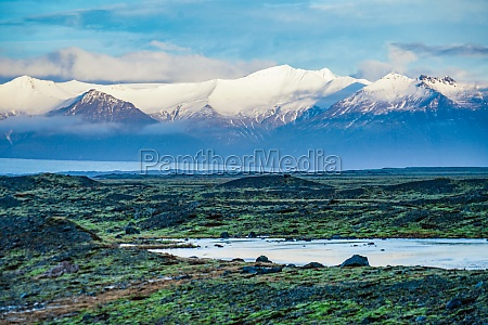 iceland fjallsarlon glacier lake