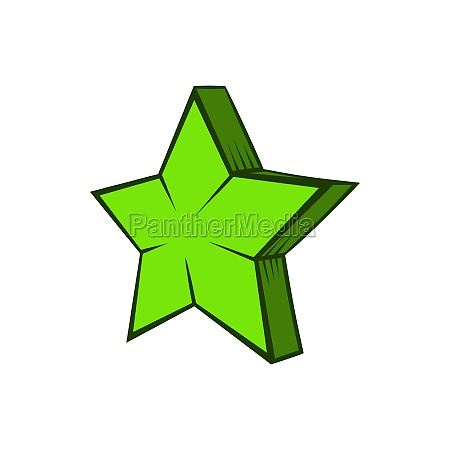 star icon hand drawn style