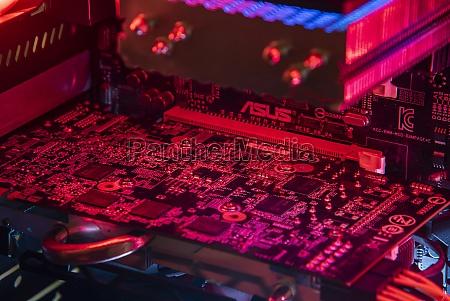 gaming pc interior 6