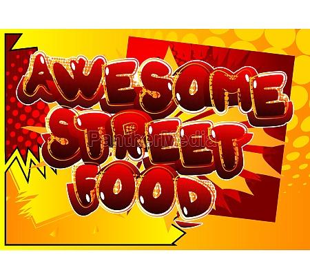awesome street food