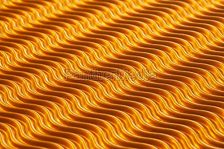 close up texture of some gold