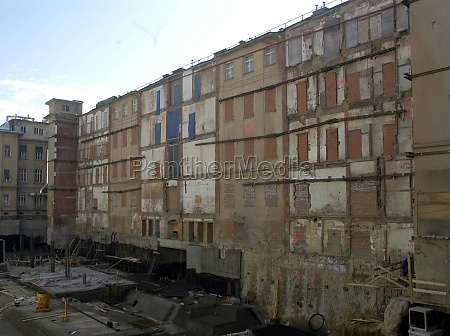 demolition and renovation works in construction