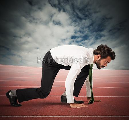 start race