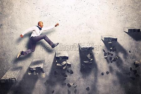 uncertain climb