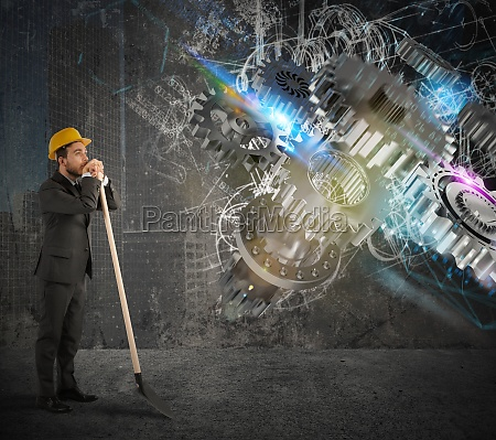 build gear system