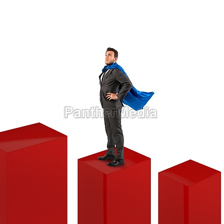 determined financial climbing