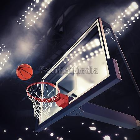 basket match