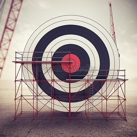 build a business target mixed