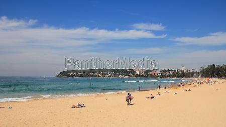 popular manly beach sydney