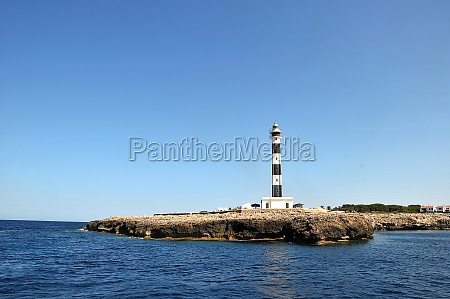 lighthouse of cap dartrutx on