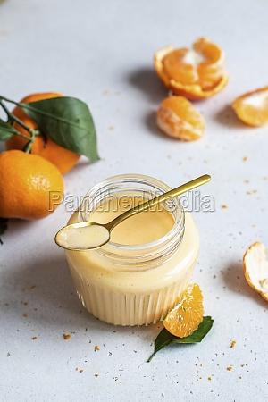 tangerine curd