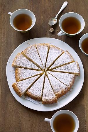 torta sabbiosa